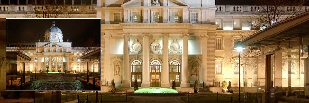 Government Buildings Dublin